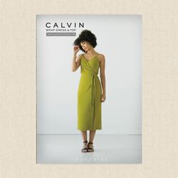 Calvin Wrap Dress and Top