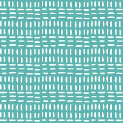 Stitched in Seafoam