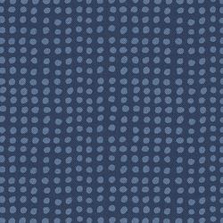 Dot in Indigo