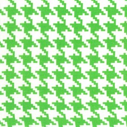 Everyday Houndstooth in Mint