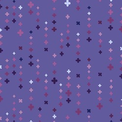 Think Positive in Dusty Violet