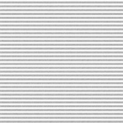 Thin Stripe Knit in Gray