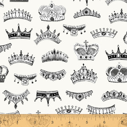 The Crown in Ivory