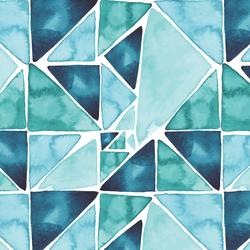 Tiles in Ocean