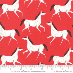 Pony Party in Rooster Red