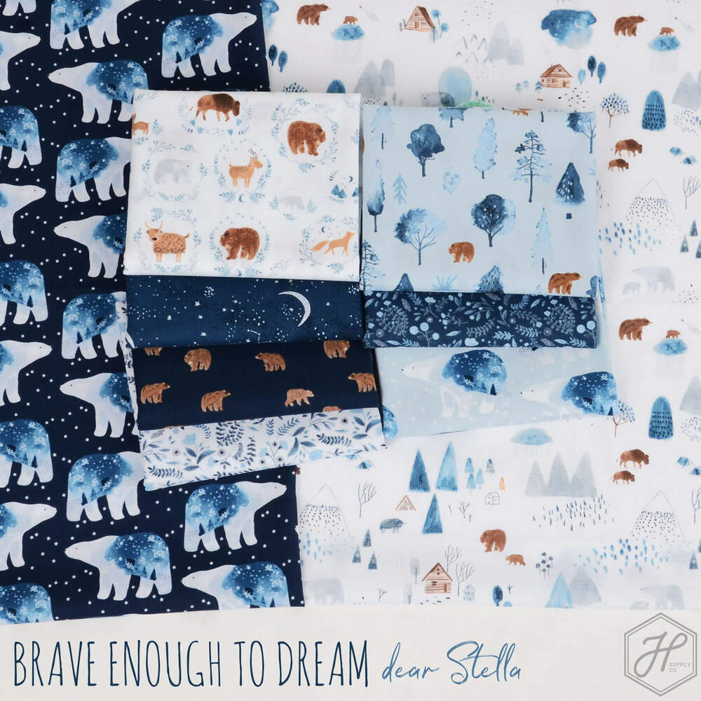 Brave Enough To Dream Poster Image