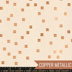 Field in Metallic Copper