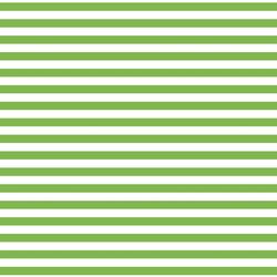 Horizontal Dress Stripe in Greenery