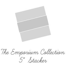 "The Emporium Collection 5"" Stacker"
