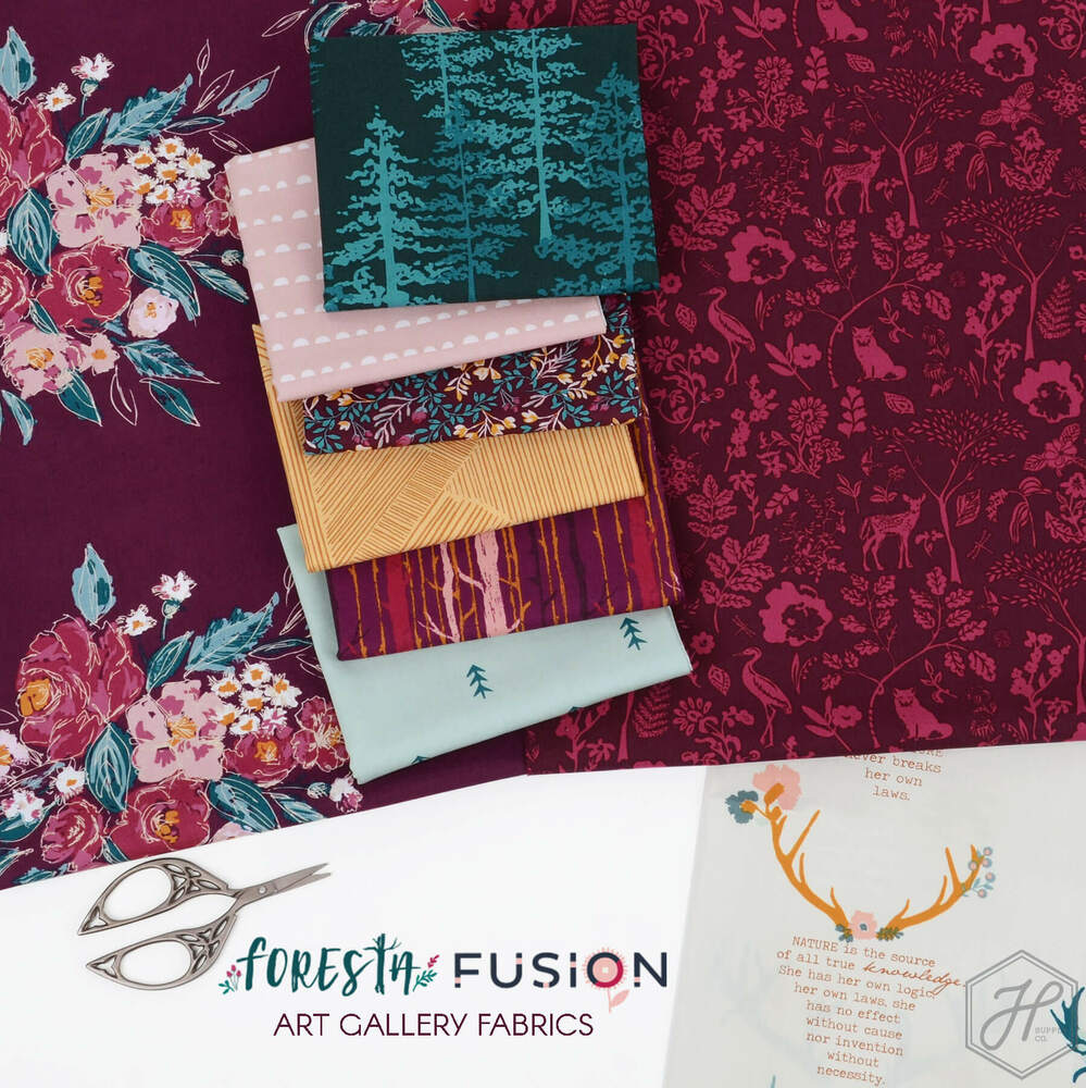 Foresta Fusion Poster Image