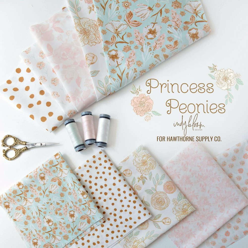 Princess Peonies Poster Image