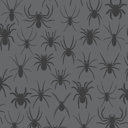 Spider Crawl in Charcoal