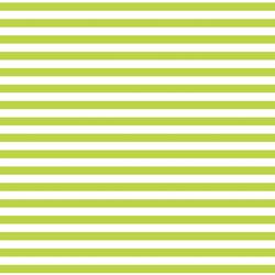 Horizontal Dress Stripe in Lime