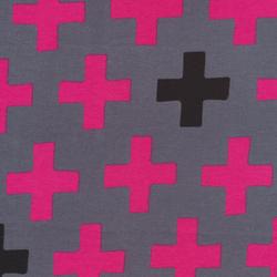 Cross Knit in Gray