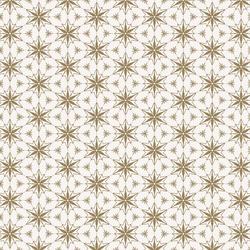 Ornament Stars in Gold