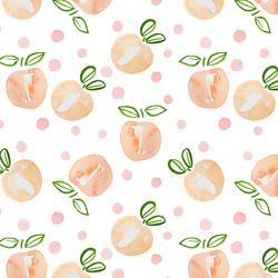 Peaches and Dreams in Peach Blossom