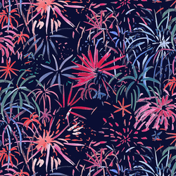 Fireworks in Multi