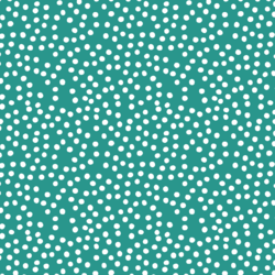 Little Tossed Dot in Jade