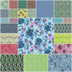 Natural Beauty Fat Quarter Bundle