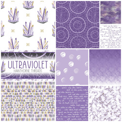 Ultraviolet Fat Quarter Bundle