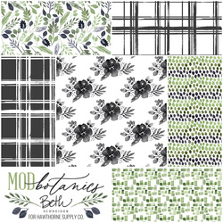 Mod Botanics Fat Quarter Bundle
