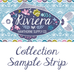 Riviera Sample Strip