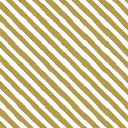 Rogue Stripe in Gold