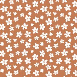 Large Daisy Garden in Copper Marigold