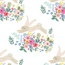 Bunny and Blooms in Frolic