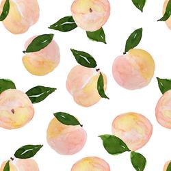 Pretty As A Peach in Peach Blossom