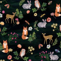 Woodland Fairytale in Multi