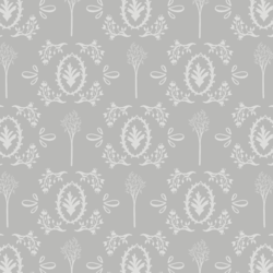 Woodland Toile in Pebble