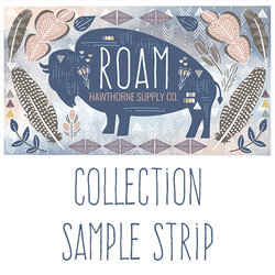 Roam Sample Strip