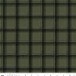 Plaid in Forest