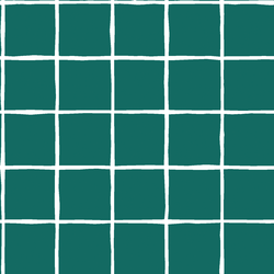 Windowpane in Emerald