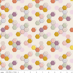 Honeycomb in Cream