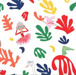 Lola Loves Matisse in Cherry