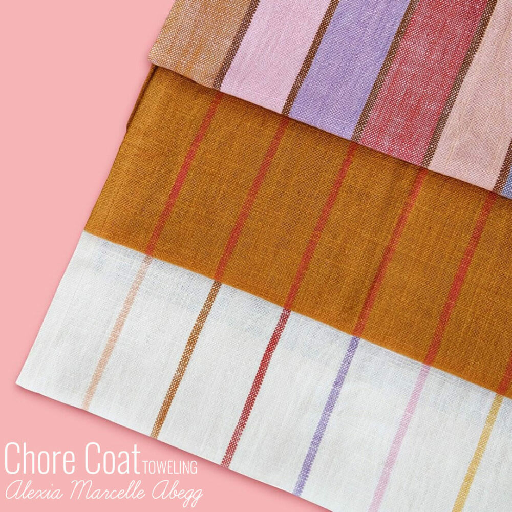 "16"" Chore Coat Toweling Poster Image"
