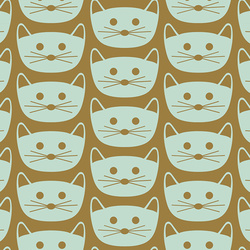 Cat Nap in Mint