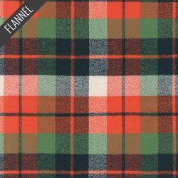 Mammoth Lively Plaid Flannel in Adventure