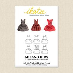 Milano Dress - Kids
