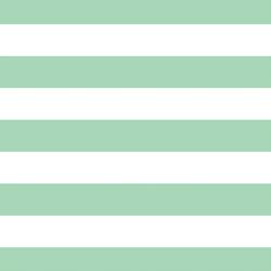 Horizontal Play Stripe in Seaglass