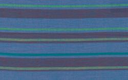 Alternating Stripe in Blue