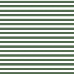 Horizontal Dress Stripe in Kale