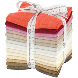 Manchester Yarn Dyed Fat Quarter Bundle in Warm
