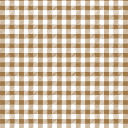 Small Buffalo Plaid in Ochre