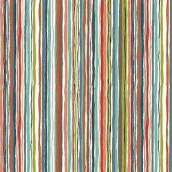 Wavy Stripe in Multi