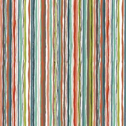 Wavy Stripe in Multi