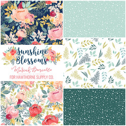 Sunshine Blossoms Fat Quarter Bundle