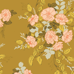 Lillian's Secret Garden in Mustard